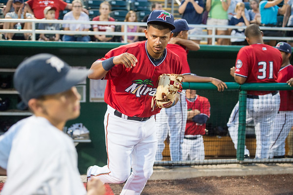 Fort Myers Miracle vs Tampa Yankees