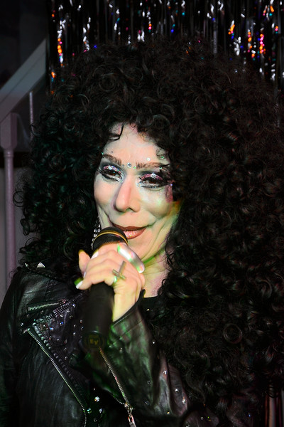 Twin's Birthday with Almost Cher