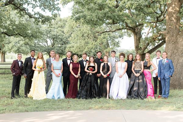 Sulphur Springs Prom 2018