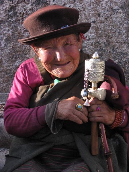 A Tibetan 'classic'