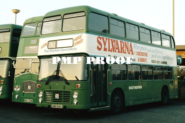 SUSSEX BUS ARCHIVES