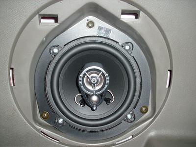 2004 Acura RSX Rear Speaker Installation - USA