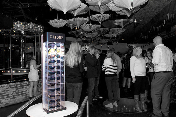 Locale Magazine, SD:  Gatorz & Gov X Product Release Party (2013)