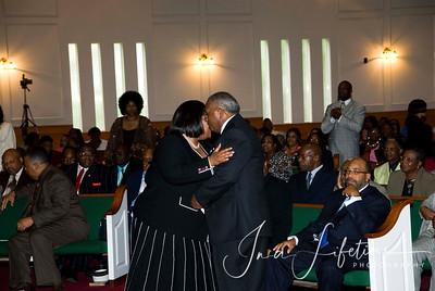 Pastor and Sister Jones' 27th Appreciation Service