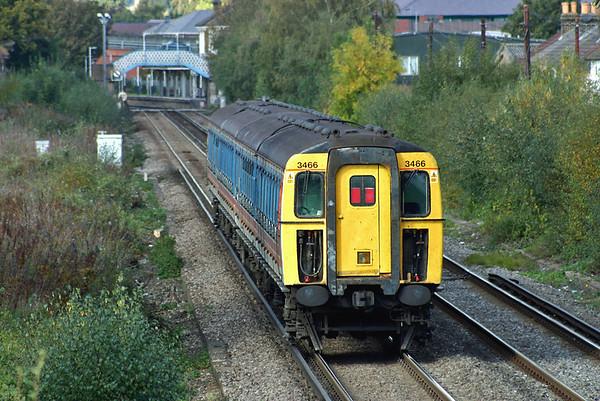 18th October 2004: Chertsey and Weybridge