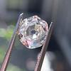2.04ct Octagonal Flat Cut Diamond GIA K SI1 9