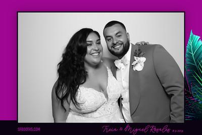 Treia & Miguel's Wedding - August 3, 2019
