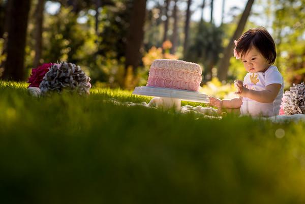Ava Smashing Cake