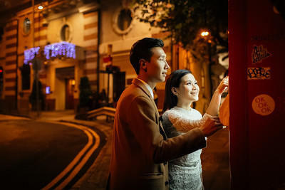 Pre-wedding | Vincent +Pony HK #1