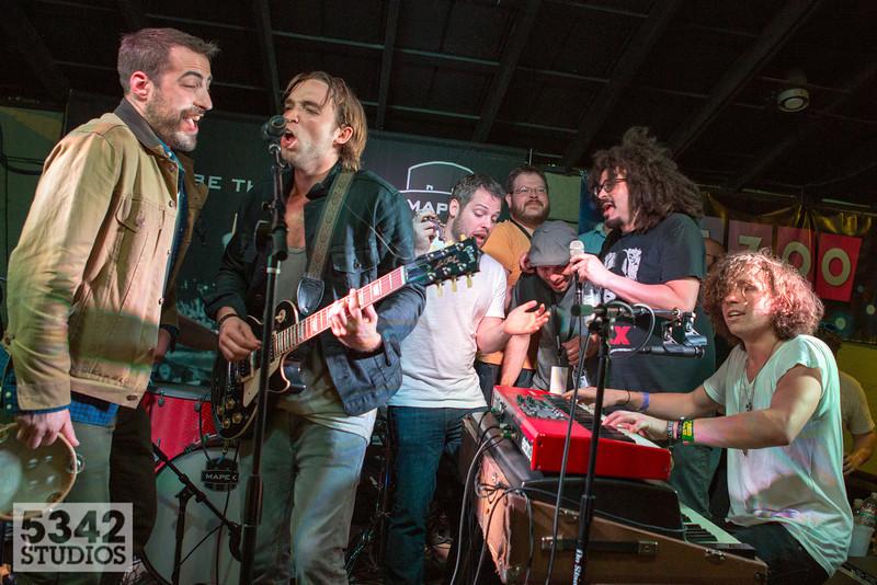 Outlaw Roadshow Closing, with Matt Sucich, Johnny Mathias, Tyler Stenson, Ryan Spaulding, Frank Germano, Adam Durtiz and Casey Gibson