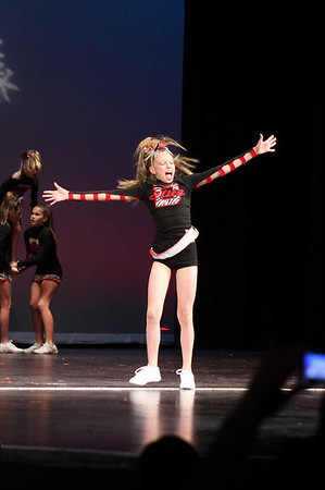 2011-12 Cheer Competition Season