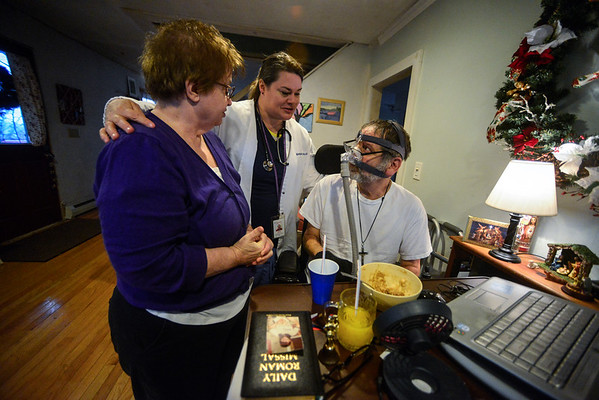 ALS: The Strength of Hospice Workers