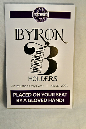 7-31-2021 Byron and the B-Holders @ Runway Theatre