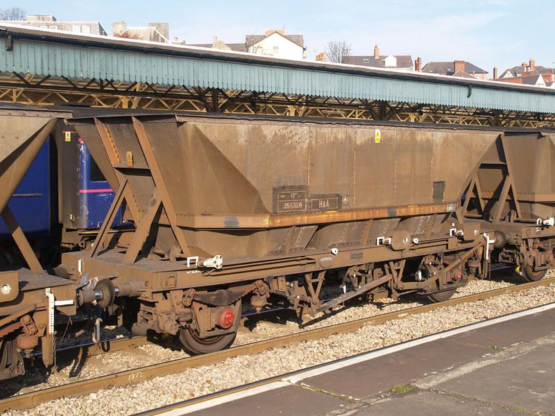 HAA 355326 Newport 15/11/07