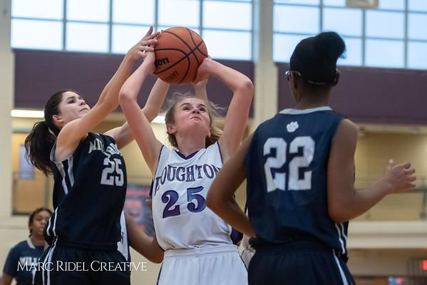 Broughtongirls JV basketball vs Millbrook. February 14, 2019. 750_6985