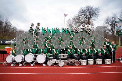CMU Band 2010 Group