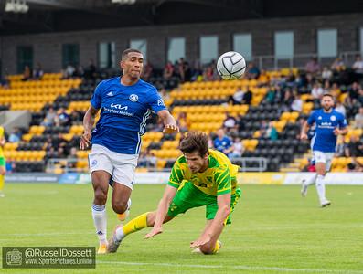 BUFC vs Norwich City U23