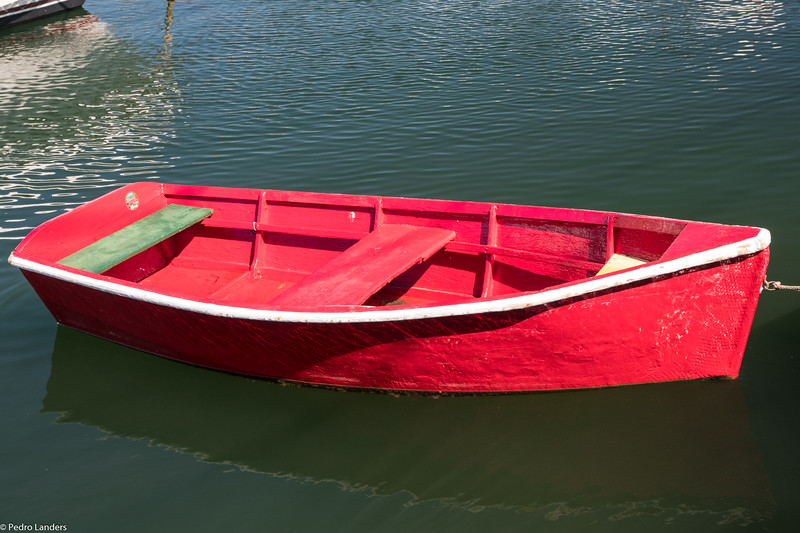 That Red Boat Again