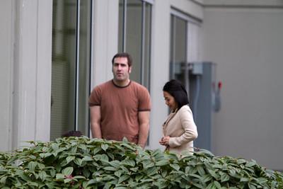 Leslie and Dan Engagement