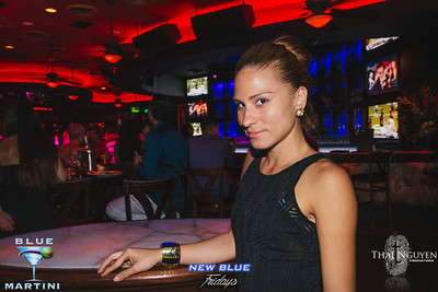 Blue Martini /w DJ Magic Mike 8.29.14