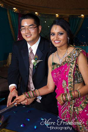 Bhoomi and Austin-Wedding Reception
