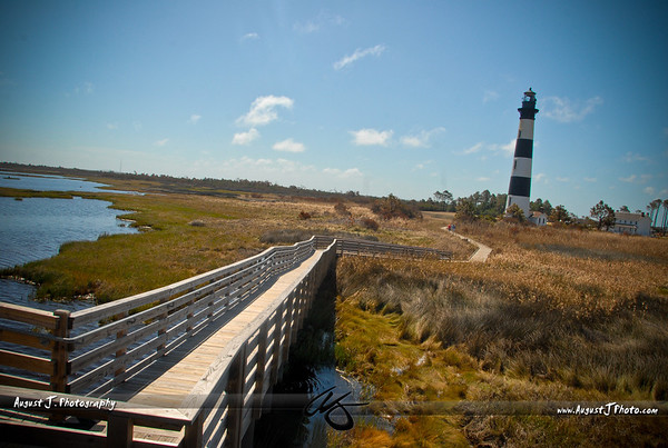 Outer Banks, NC; Exploring the Island