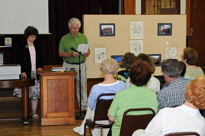 June 2008 - Vernon Historical Lecture