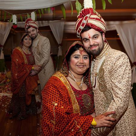 Nitasha & Chris Indian Bridal Album
