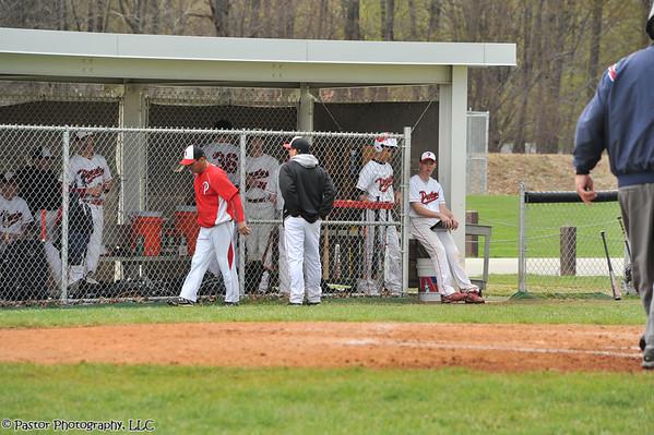 PHS JV Baseball