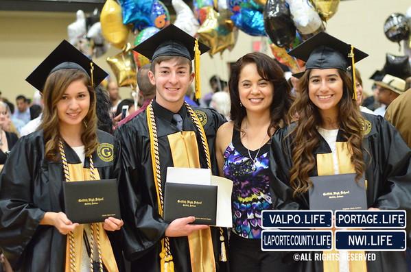 Griffith High School Graduation 2016
