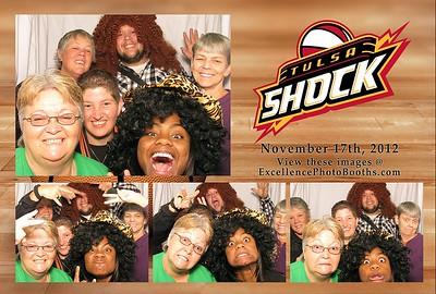 Tulsa Shock Select a Seat/Fantasy Basketball Camp 2012