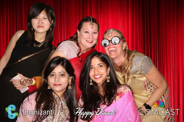 Cognizant/Comcast Diwali Celebration 2017