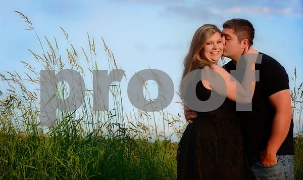 Travis & Brianna Engagement 6-25-2017
