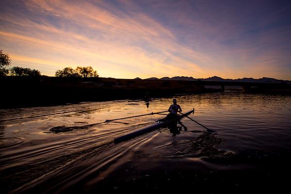2020 September Rowing
