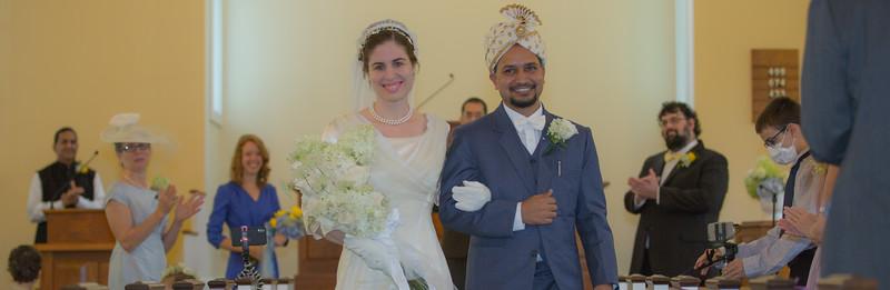 Ana and Mukesh