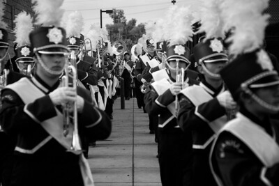BHS: Homecoming Field Show '11