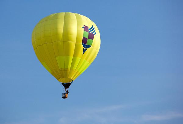 Chagrin Falls Balloon Race