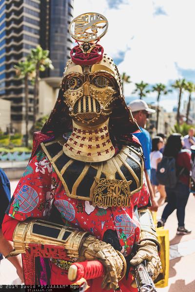 San Diego Comic-Con 2019 - Friday