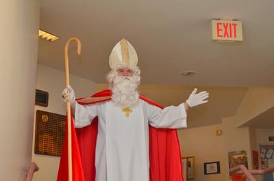 St. Nicholas Breakfast - 2013
