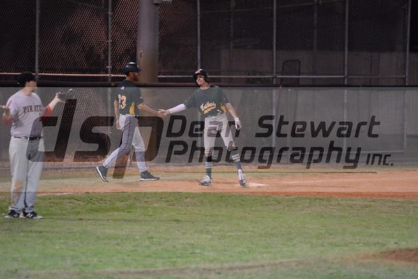 Boys JV Baseball 3.3.20