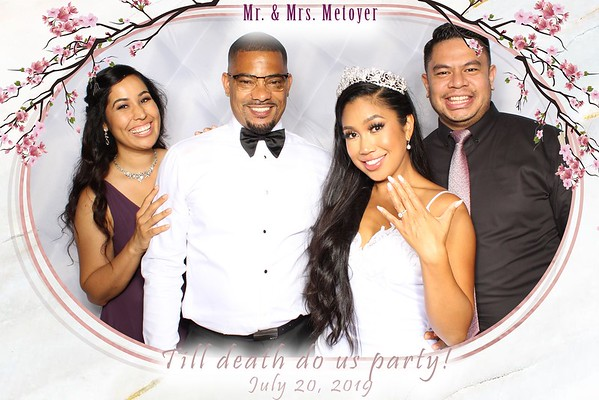 Mr. & Mrs. Metoyer