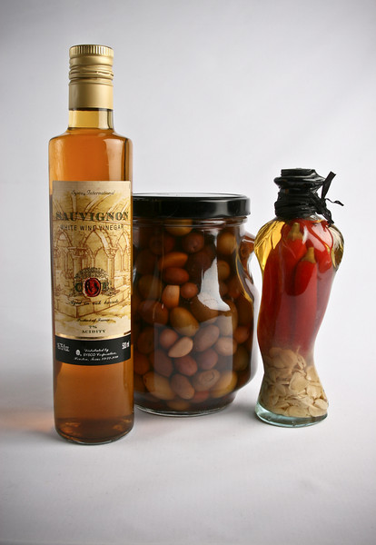 Product Photography - Bottle Food