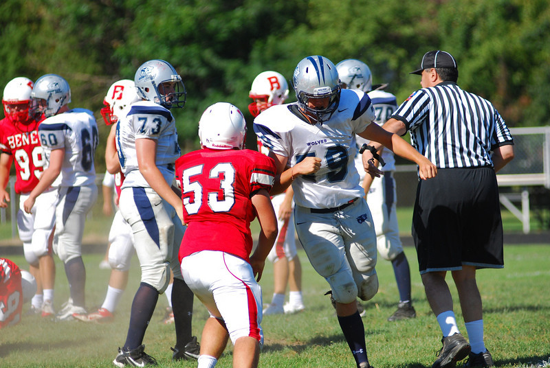 JV Oswego east Vs benet 129.JPG