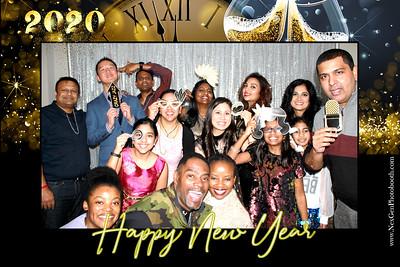 Kuan's NYE Party 12/31/19