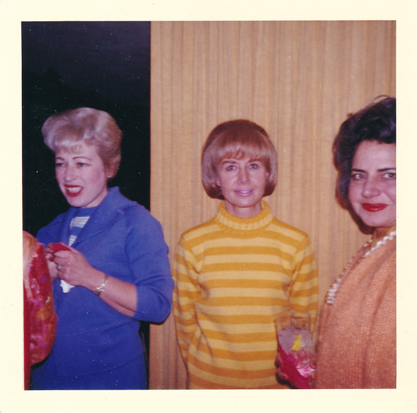 Eunice Gordon, Paully Wilson, ?? Fleishman