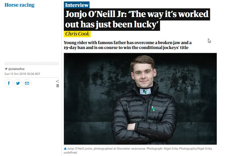 2019-10-14 09_54_17-Jonjo O'Neill Jr_ 'The way it's worked out has just been lucky' _ Chris Cook _ S.jpg
