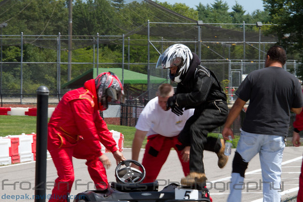 F1 Outdoors - 3 hour Endurance - 2010