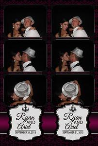 2013-09-21 Ryan & Ariel's Wedding