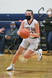2021.02.27 Girls Basketball: Harper Park @ Eagle Ridge