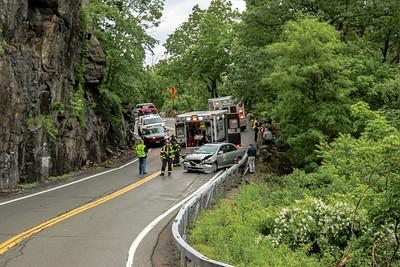 5-29-2021 MVA With Injuries, Bear Mt Bridge Road